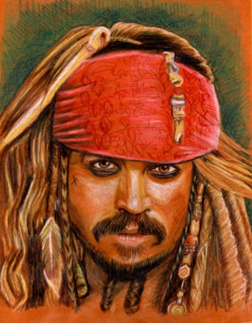 Johnny Depp Jack Sparrow1