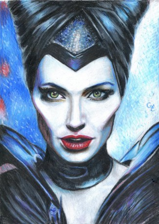 new Angelina Jolie Maleficent